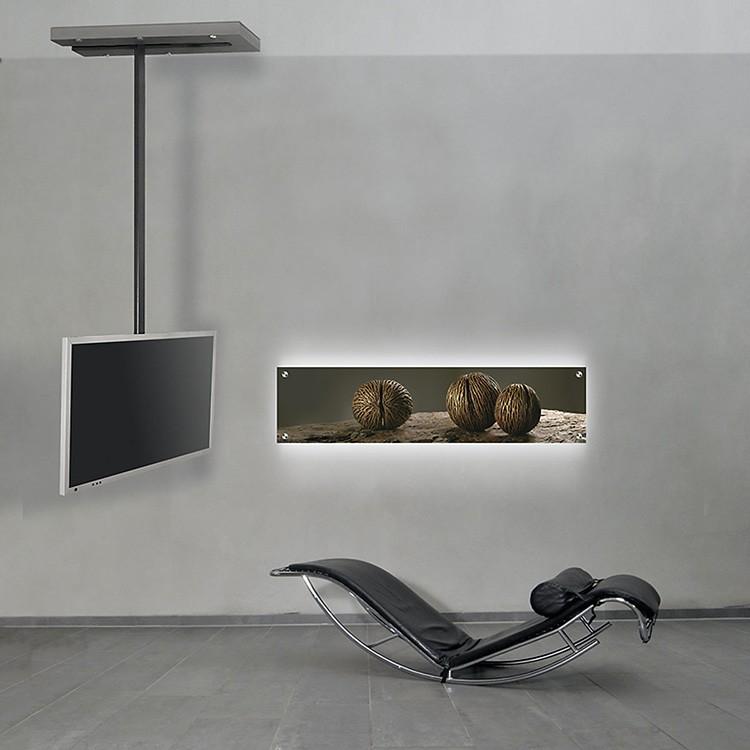 Комфортный просмотр телевизора обеспечить несложно