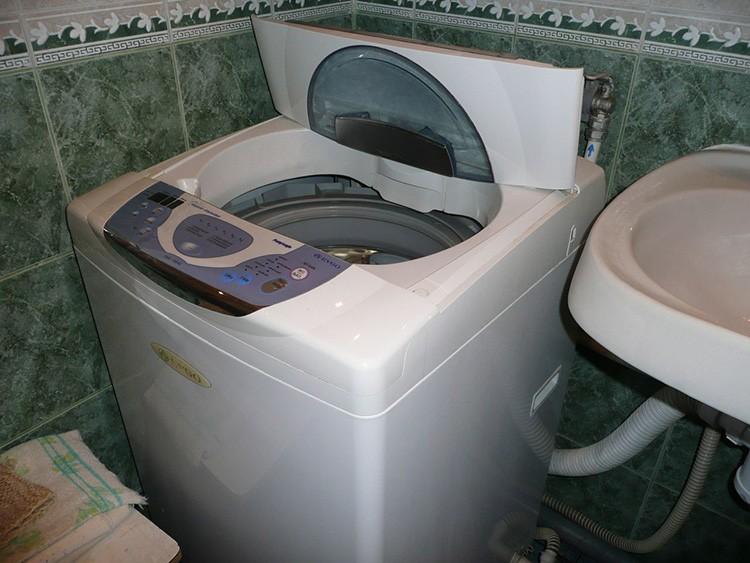 Компактные размеры помогут разместить стиральную машину в ограниченном пространстве