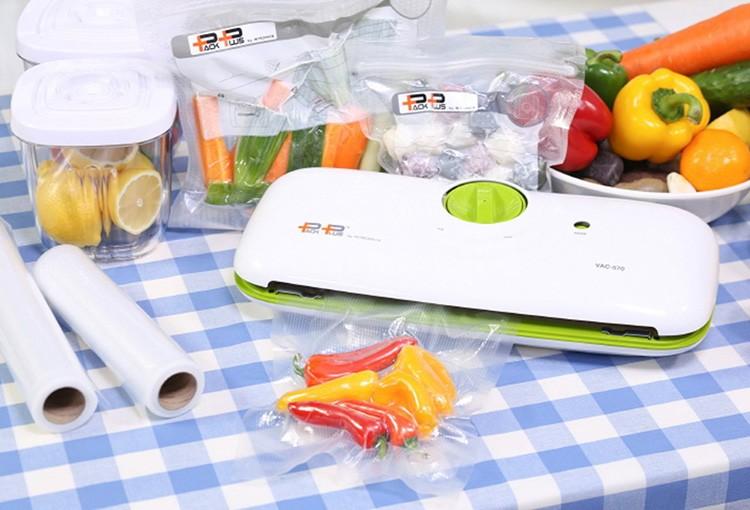 Герметично упаковать можно различные продукты