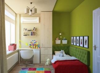 Как грамотно обустроить детскую комнату 8 м², чтобы ребёнку было комфортно