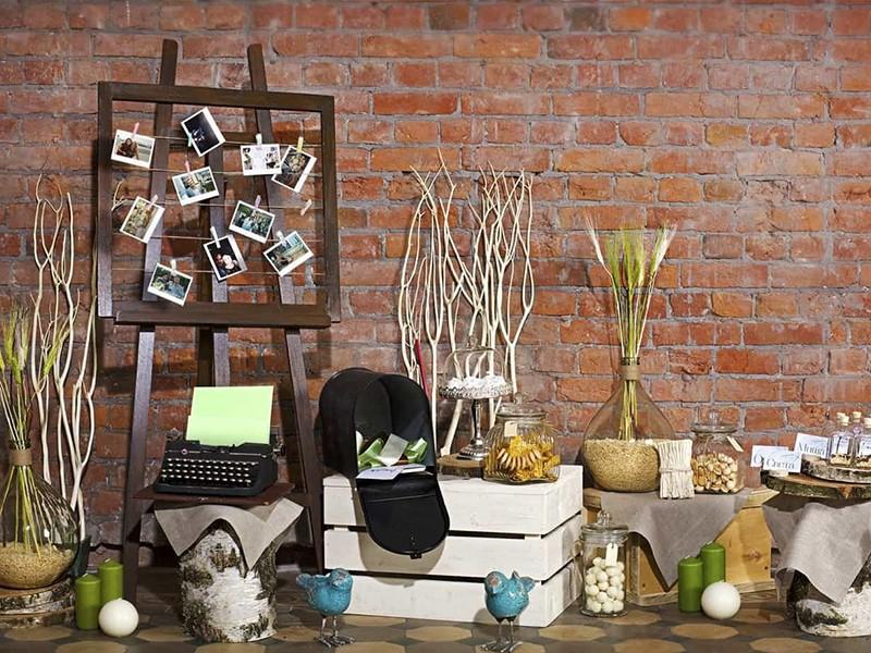 Декор из подручных материалов — более 25 способов украшения дома своими руками