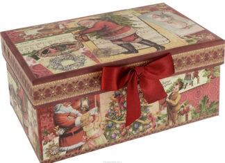 Подарок на Новый Год должен быть индивидуальным, или Почему мы изготавливаем коробки своими руками