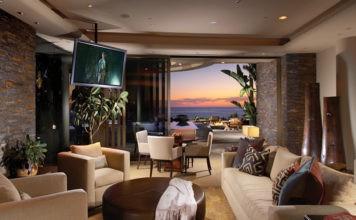 Когда сложно найти место для телевизора на стене: выбираем потолочное крепление