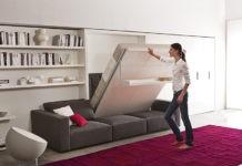 Мебель-трансформер: неожиданные вариации и идеи экономии пространства