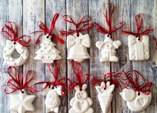 Маленькие радости своими руками: создаём разные новогодние игрушки из бумаги и не только
