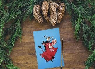 Дарим сказку своим близким, или Новогодние открытки своими руками