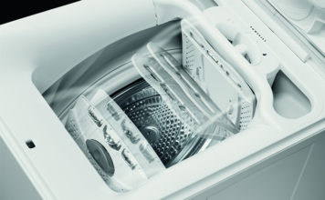 Места мало, а стирать надо: стиральная машина с вертикальной загрузкой поможет справиться с задачей
