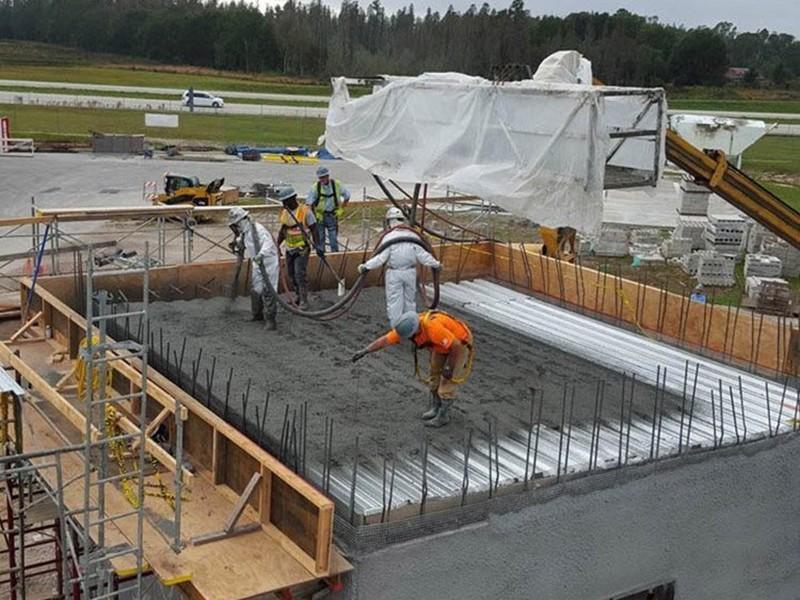 Электропроводящий бетон бетэл самара доставка бетона
