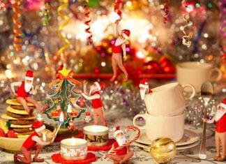 Украшение новогоднего стола: простые секреты, которые сделают праздник неповторимым
