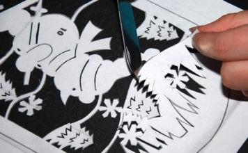 Делаем мир вокруг нас сказочным: вытынанки помогут украсить дом к Новому году