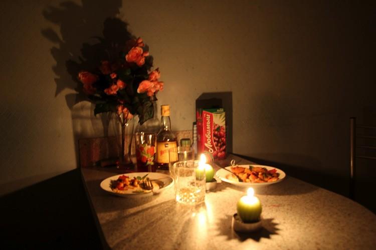 Полумрак нужен для создания романтического настроения, но он неуместен на кухне