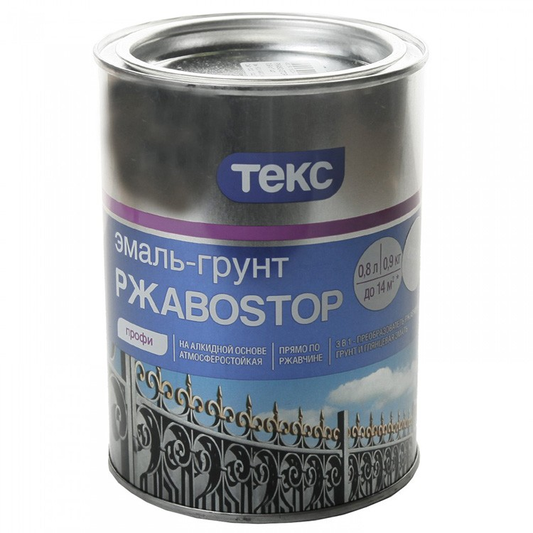 Текс РжавСтоп 3 в 1 способен защитить от коррозии