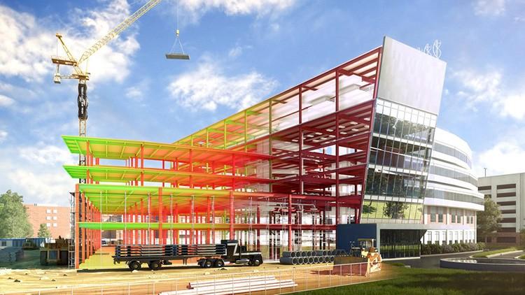 Именно исследование жизненного цикла постройки полностью меняет подход к созданию проекта
