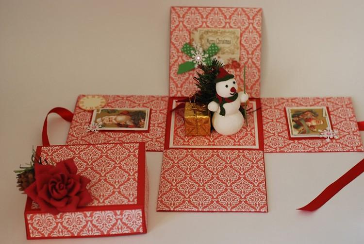 Размеры коробки должны соотноситься с параметрами подарка