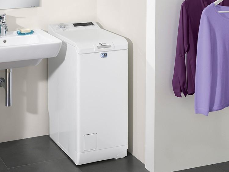 Компактность – важное преимущество стиральных машин данного вида