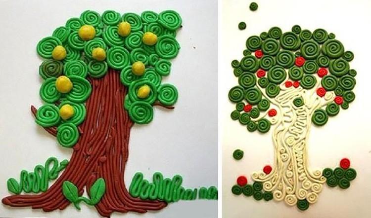 Когда ребёнок увидит результат своего труда в рамке на стене, он будет чрезвычайно горд своим творчеством.