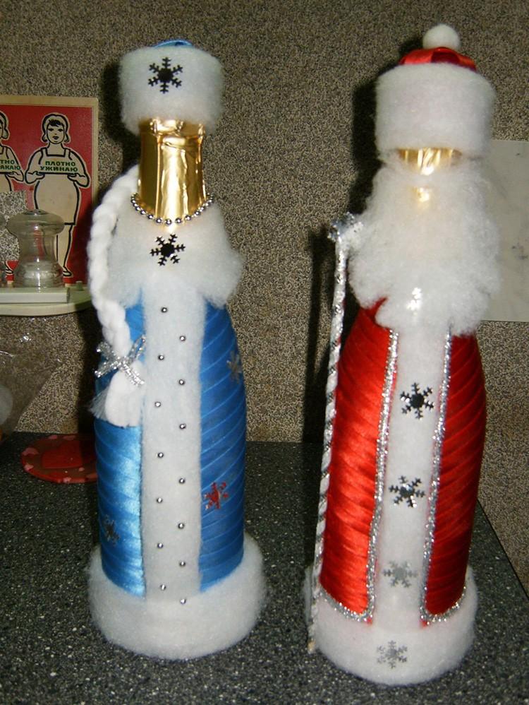 Дед Мороз и Снегурочка – хорошо узнаваемые персонажи
