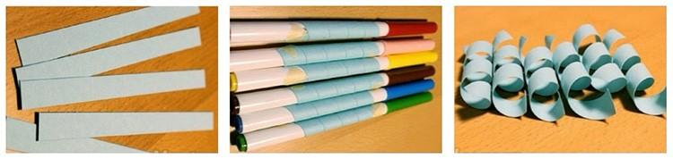 Диаметр карандаша должен быть подходящим