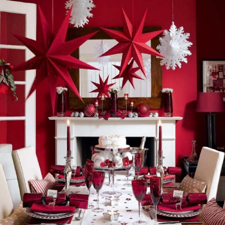 Красный цвет оценят любители современного стиля