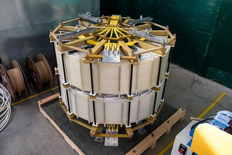 Гидроизоляцию применяют в бетонных токоограничивающих реакторах