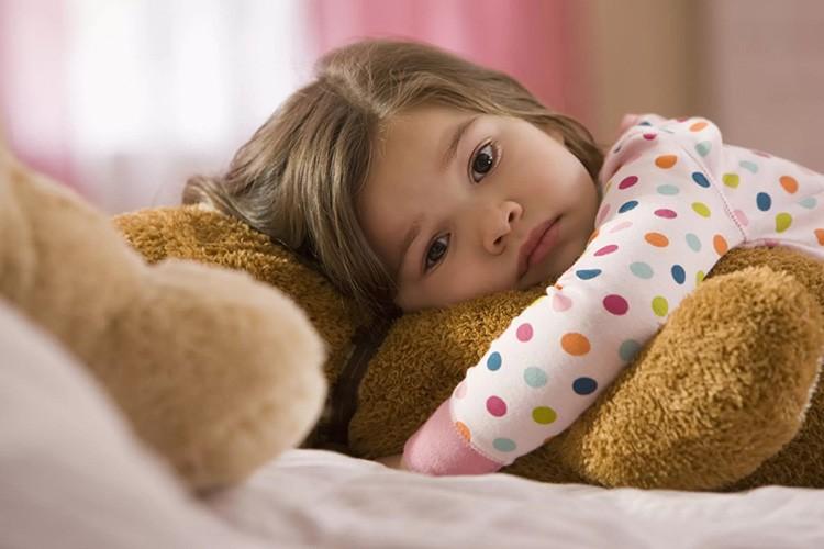 Возле батареи малыш будет всё время раскрываться и беспокоиться во сне