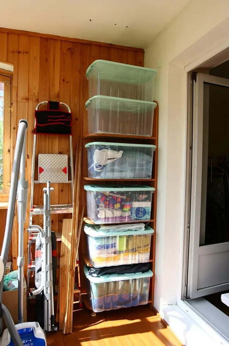 🏠 Как организовать хранение в однушке: идеи, которые не требуют вложений
