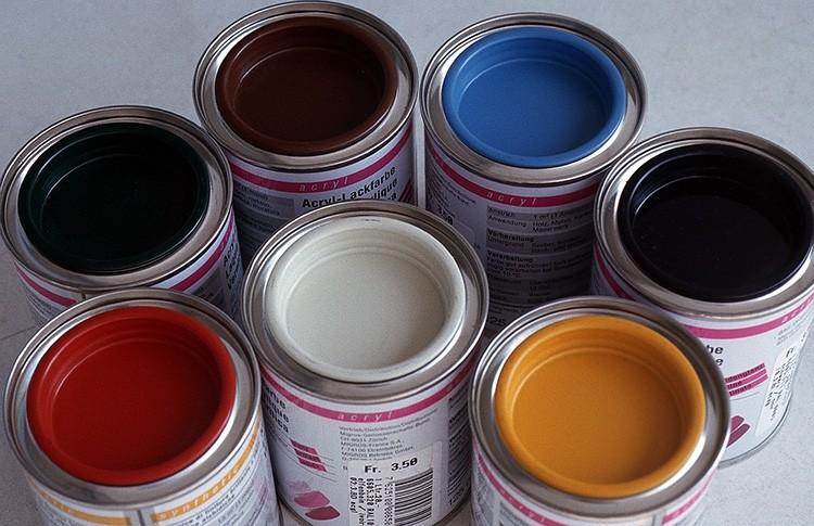 Текстуру формируемого покрытия определяют входящие в состав компоненты