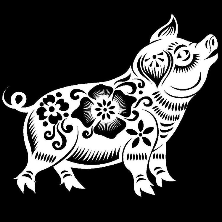 Свинья – талисман наступающего 2019 года