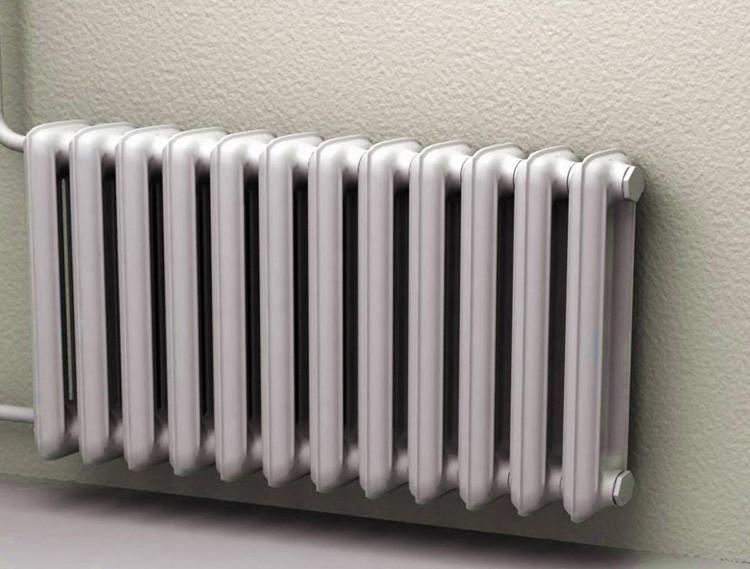 Старый добрый чугунный радиатор