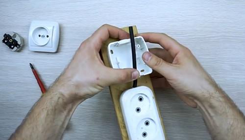 🔌 Полезный лайфхак: как самостоятельно сделать переноску с плавным пуском для электроинструмента