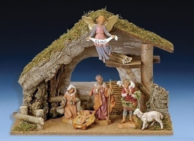 рождественские ясли своими руками фото это псевдоним