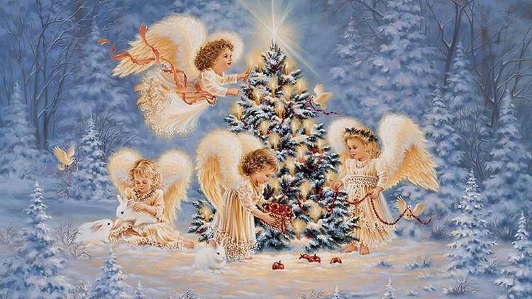 С грядущим праздником, желаем вам настоящего волшебства