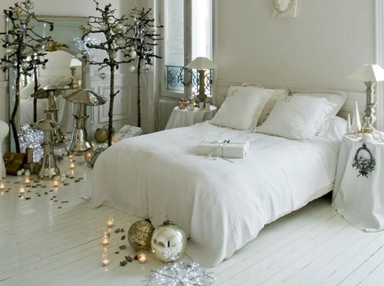 Избегайте ярких красок в спальне