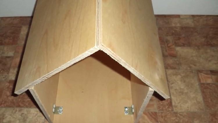 Все детали изнутри могут прочно скрепить маленькие мебельные уголки.