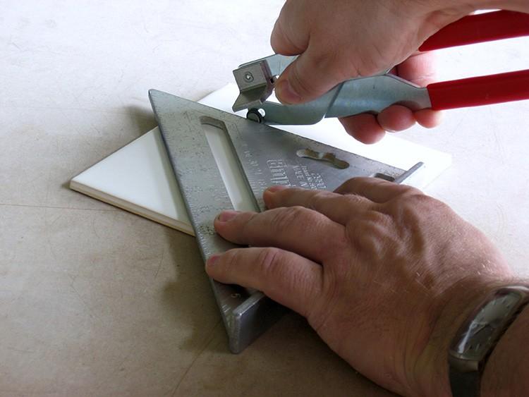 👷 Безупречно чисто: сверлим плитку без сколов