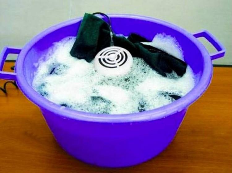 Ультразвуком можно стирать такие материалы, как тюль, сатин, велюр.
