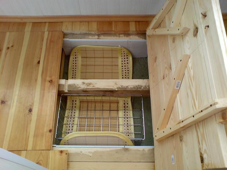 📦 Кладовая на балконе: как сохранить овощи на всю зиму в условиях квартиры