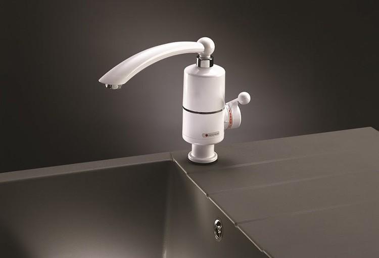 Использовать прибор можно и на кухне, и в ванной