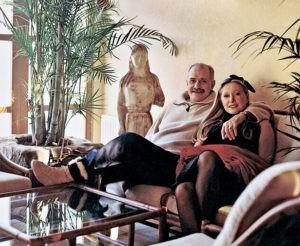 Отдых для Никиты Михалкова – это родовое поместье, любящая супруга, его мини-оранжерея и тёплые носочки из овчины