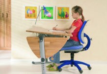 Детский ортопедический стул для школьника: необходим или нет?
