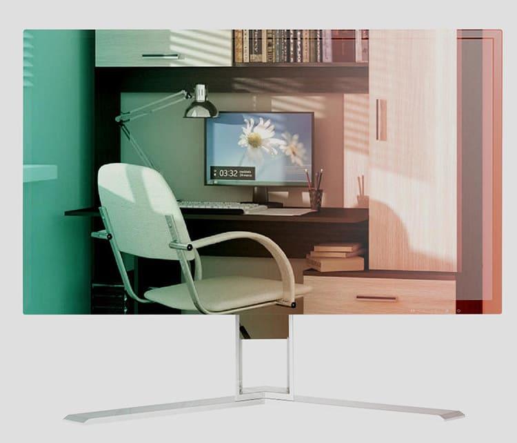За таким столом удобно и комфортно работать в течение всего дня