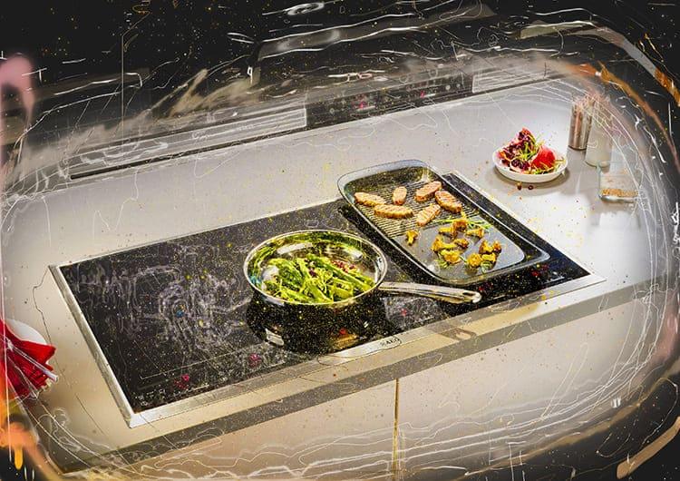Чтобы приготовить обед на индукционной плите, следует сначала приобрести правильную посуду.