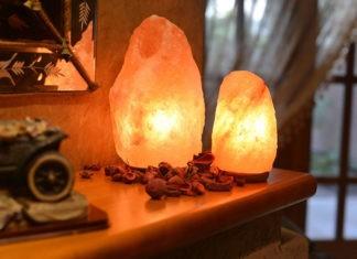 Солевая лампа: польза и вред, мифы и заблуждения