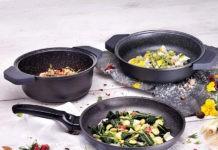 Здоровье превыше всего: сковорода с каменным покрытием