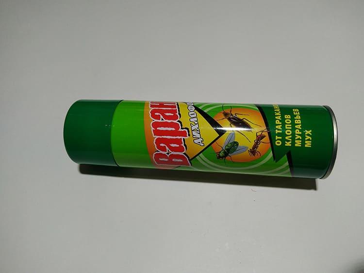Формула препарата не вызывает у насекомых привыкания