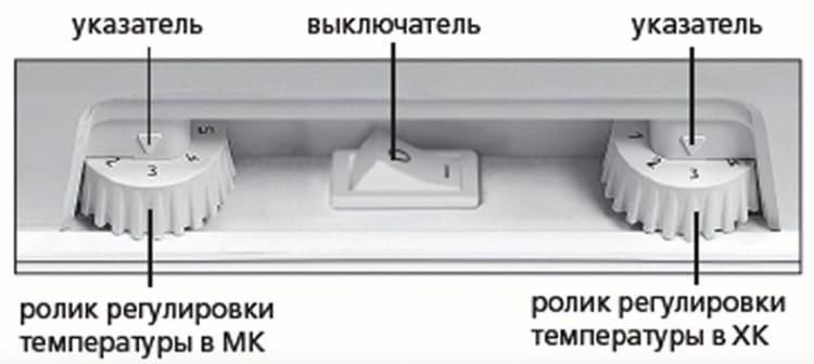 Чтобы холодильник «Атлант» работал правильно и максимально полезно, нужно знать, как в нём выставить температуру.