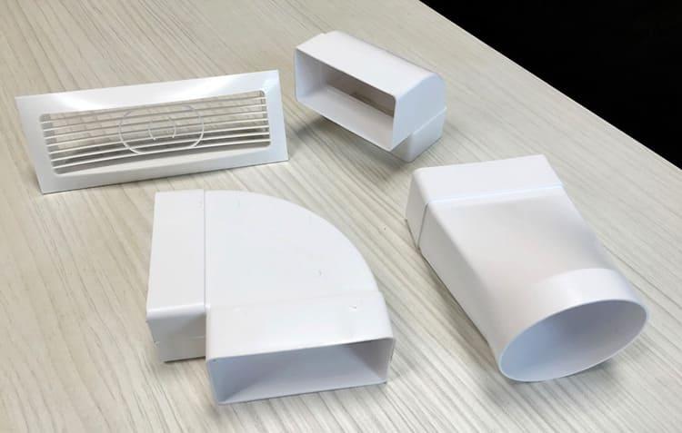 Фасонные изделия из полимеров