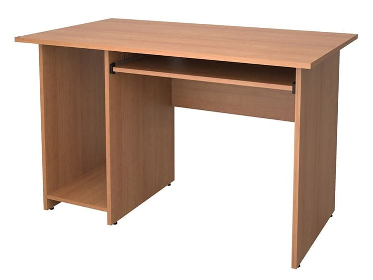 Простейший компьютерный столик своими руками