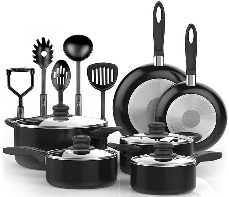 Посуда должна иметь стильный дизайн.