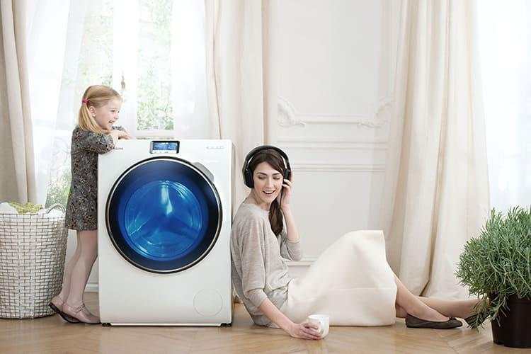 Исполнение стиральных машин Занусси может отличаться